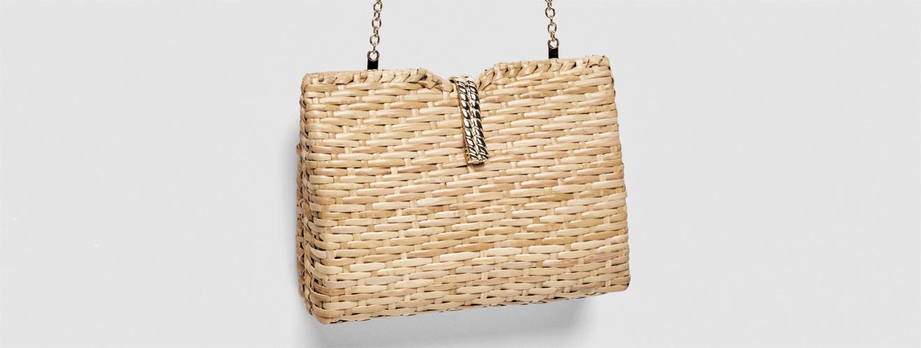 7ba34fd940b3 В wishlist: соломенные сумки для города